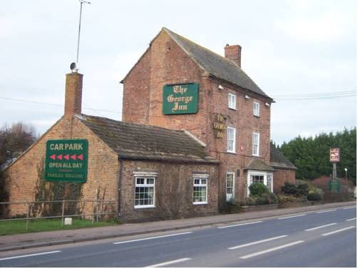The George Inn Cover Picture