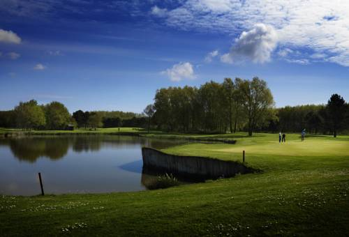 Hampshire Golfhotel - Waterland Cover Picture