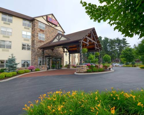 Comfort Suites Lake George Cover Picture