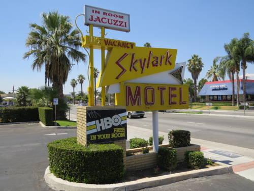 Skylark Motel Cover Picture