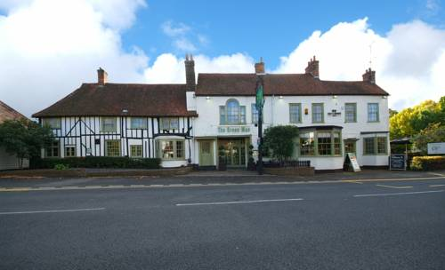 The Green Man Hotel by Good Night Inns Cover Picture