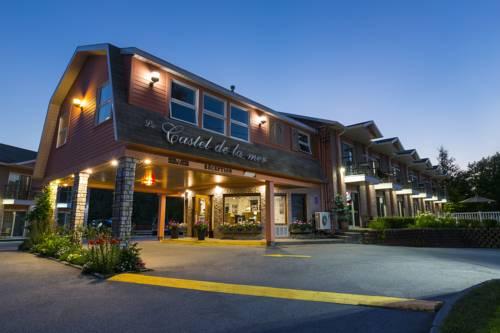 Hotel-Motel Castel de la Mer Cover Picture