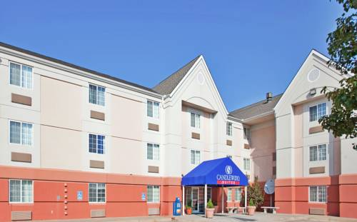 Candlewood Suites Salina Cover Picture