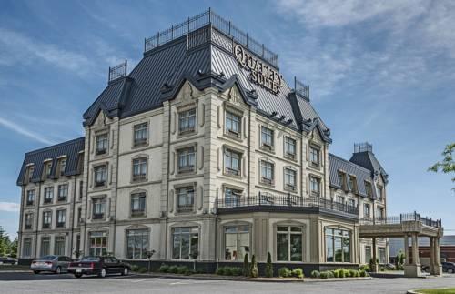Hôtel Quality Suites Drummondville Cover Picture