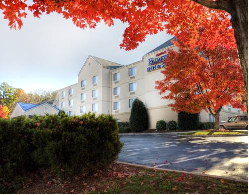 Fairfield Inn & Suites Raleigh Crabtree Valley Cover Picture