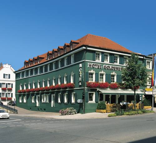 Hotel Goldener Hirsch Cover Picture