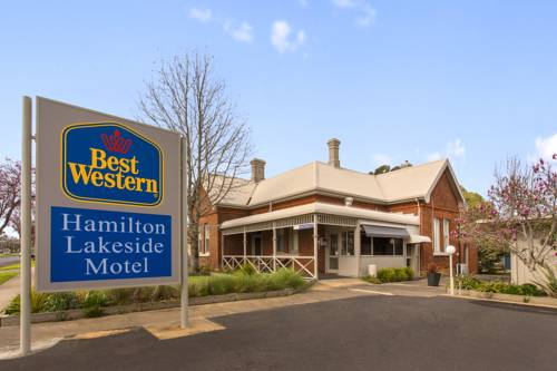 Best Western Hamilton Lakeside Motel Cover Picture