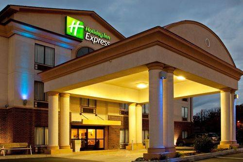 Holiday Inn Express Princeton/I-77 Cover Picture