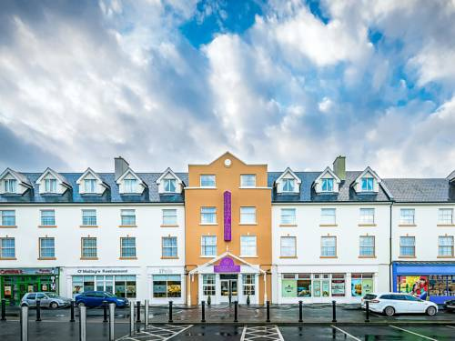 Great National Central Hotel Tullamore Cover Picture