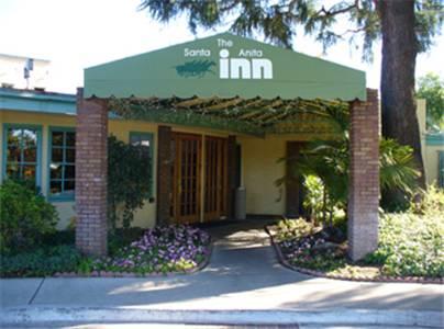 The Santa Anita Inn Cover Picture