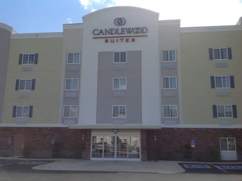Candlewood Suites Jonesboro Cover Picture