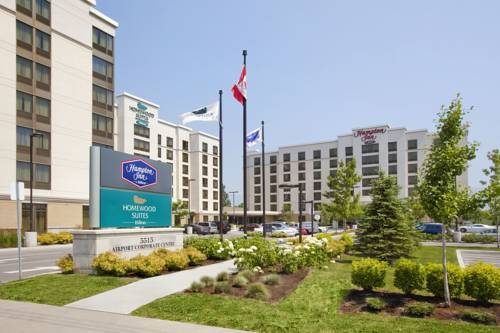 Homewood Suites by Hilton Toronto Airport Corporate Centre Cover Picture
