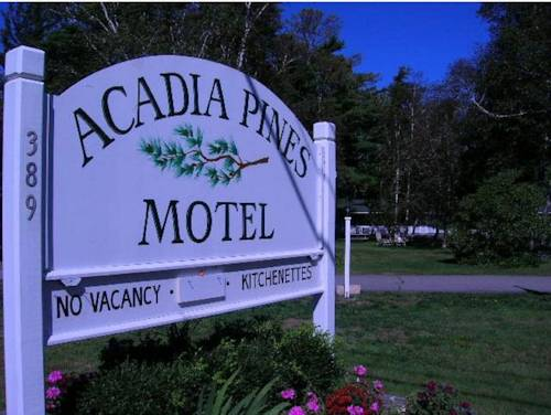 Acadia Pines Motel Cover Picture
