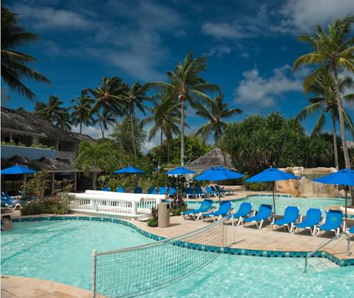 Almond Beach Resort Cover Picture