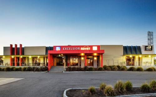 Excelsior Hotel Cover Picture