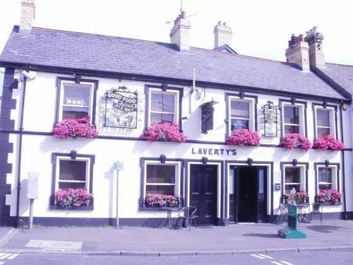 Laverty's - The Black Bull Inn Cover Picture