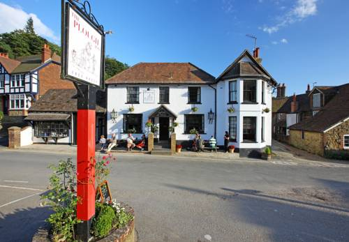The Plough Inn Cover Picture