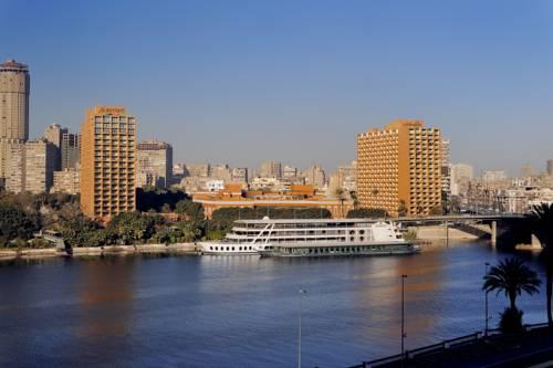 Cairo Marriott Hotel & Omar Khayyam Casino Cover Picture