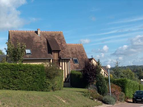 Holiday home La Cour du Moulin II Houlgate Cover Picture