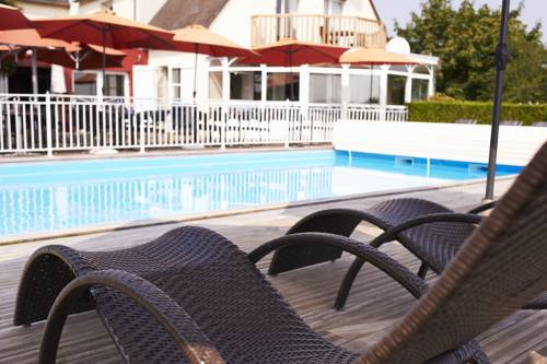 Les Terrasses De Saumur & Spa Cover Picture