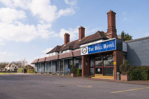 The Bell Hotel Cover Picture
