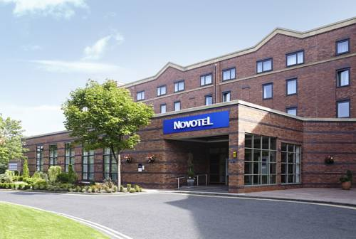 Novotel Newcastle Airport Cover Picture