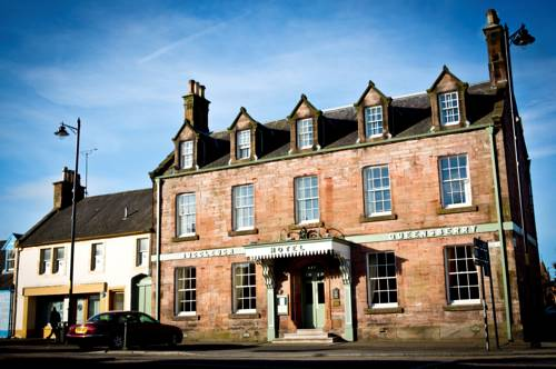 Buccleuch and Queensberry Arms Hotel Cover Picture