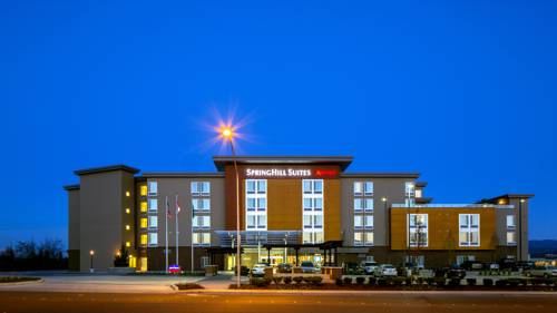 SpringHill Suites by Marriott Bellingham Cover Picture