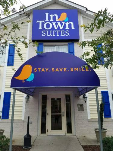 InTown Suites Greenville Cover Picture