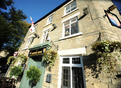 Queens arms country inn Cover Picture