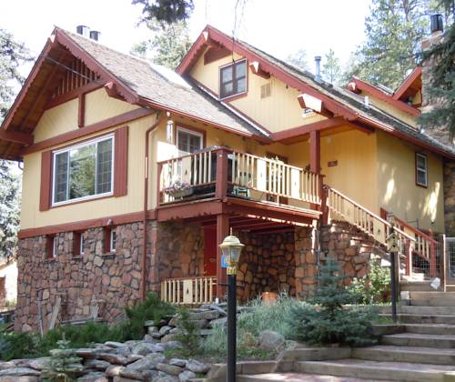 Alpen Way Chalet Mountain Lodge Cover Picture