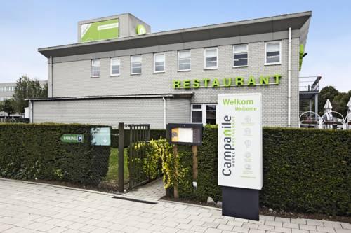 Campanile Hotel & Restaurant Brussels Vilvoorde Cover Picture