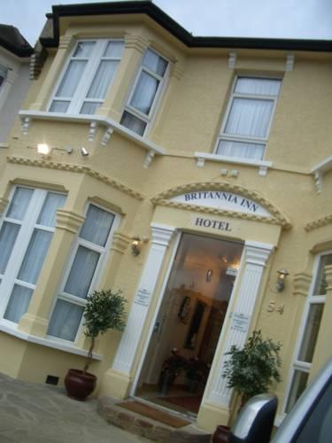 Britannia Inn Hotel Cover Picture