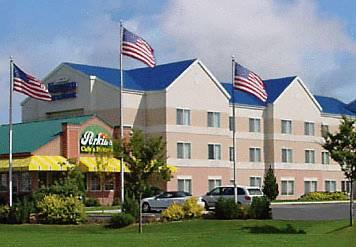 Fairfield Inn & Suites Salt Lake City Airport Cover Picture