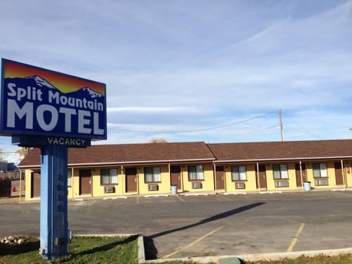 Split Mountain Motel Cover Picture