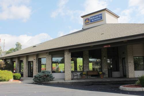 Best Western Richland Inn Mansfield Cover Picture