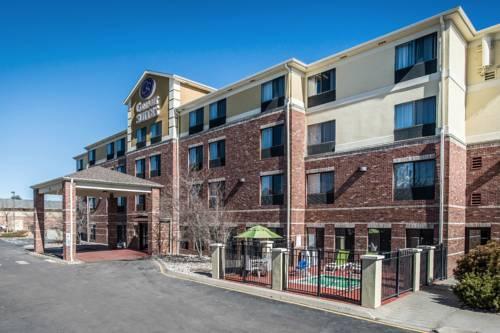 Comfort Suites Highlands Ranch Denver Tech Center Area Cover Picture