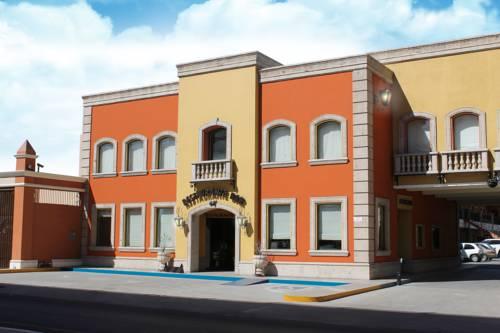 Hotel Plaza las Quintas Cover Picture