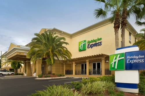 Holiday Inn Express Jacksonville Beach Cover Picture