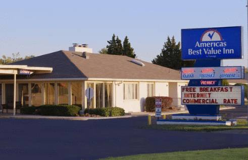 Americas Best Value Inn Salina Cover Picture