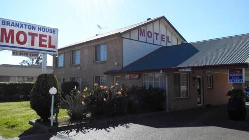 Branxton House Motel Cover Picture