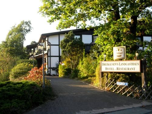 Dreikausens Landgasthaus Wildhof Cover Picture