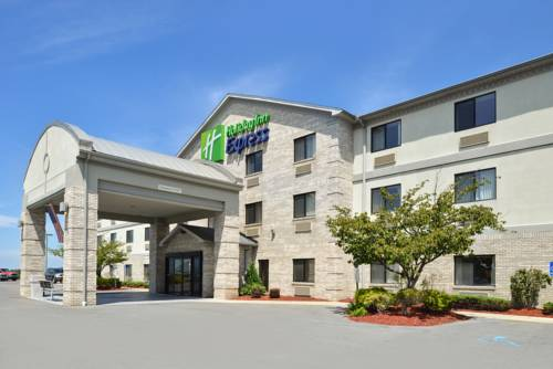 Holiday Inn Express Morgantown Cover Picture