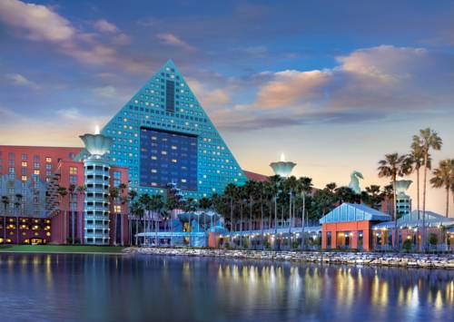 Walt Disney World Dolphin Cover Picture
