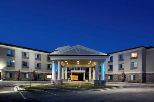 Holiday Inn Express Salt Lake City - Airport Cover Picture