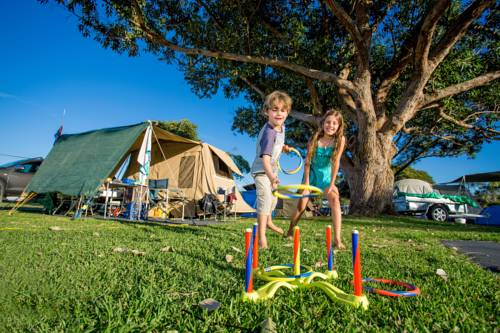 North Coast Holiday Parks Hawks Nest Cover Picture
