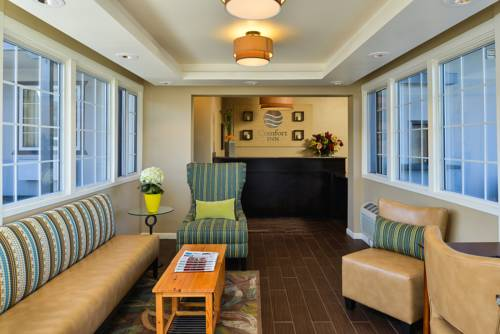 Comfort Inn Monterey Bay Cover Picture