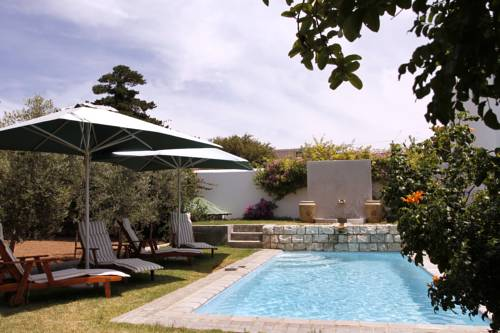 De Doornkraal Historic Country House Boutique Hotel Cover Picture