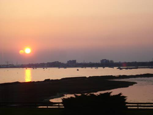 Salterns Harbourside Hotel Cover Picture