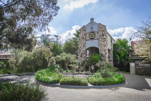 Afrique Boutique Hotel O.R. Tambo Cover Picture